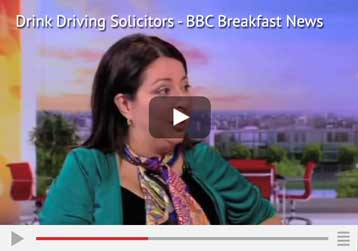 drink driving solicitors video