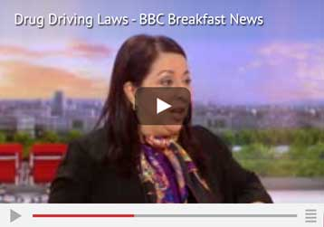 drug driving solicitors video