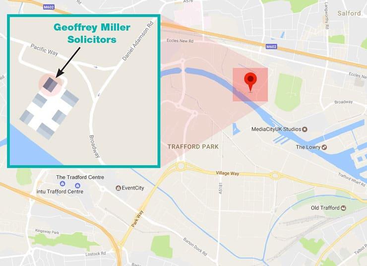 Geoffrey Miller Solicitors Media City UK