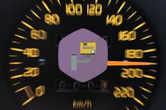 speeding-driving-menu