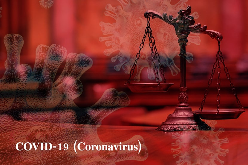 Coming to court or tribunal during the coronavirus outbreak