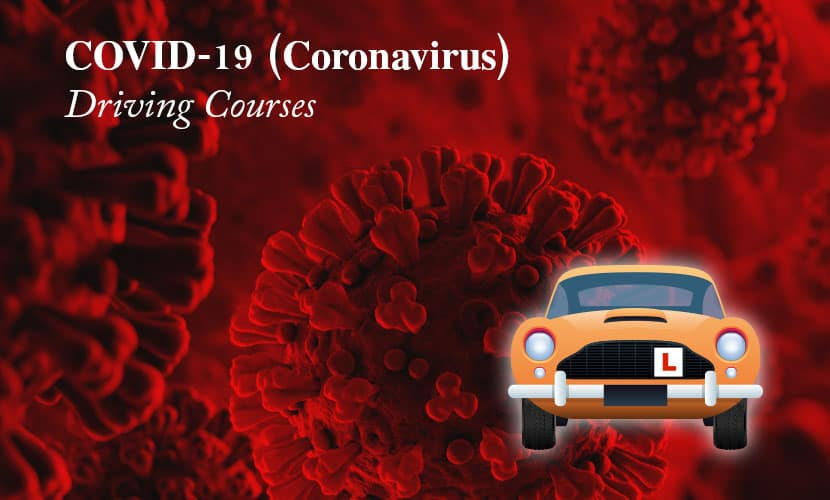 covid 19 driving courses